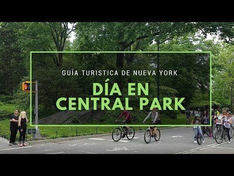 Qué ver en un día en Central Park