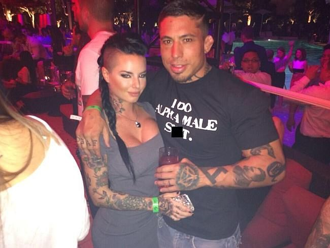 Christy Mack describes alleged assault at the hands of former boyfriend, MMA fighter War Machine, aka Jon Koppenhaver