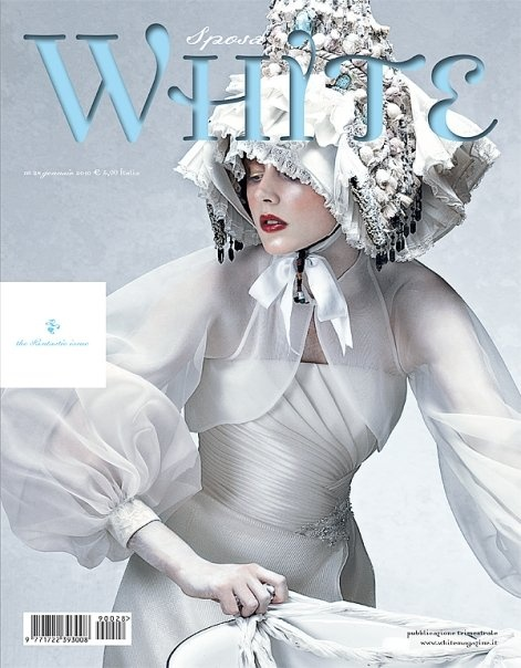 White Sposa 28 - the Fantastic issue