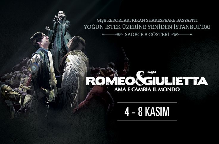 Romeo e Giulietta - ZORLU CENTER PSM
