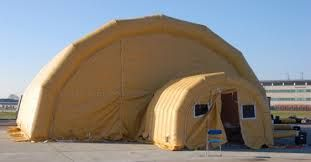Image result for inflatable buildings