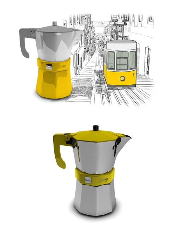 High Quality COFFEE POT Pedro Machado Nice Ideas