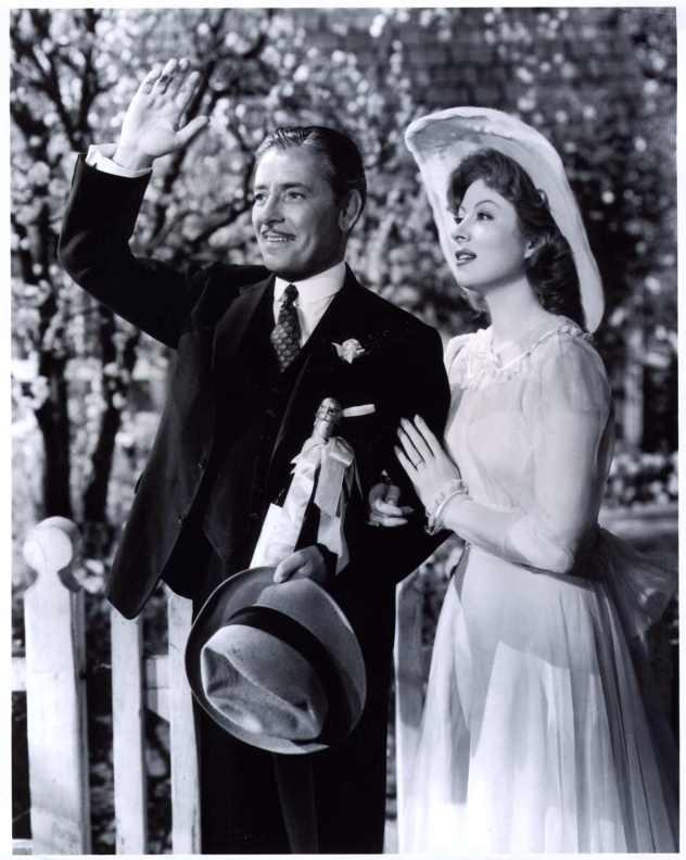 Ronald Colman and Greer Garson in Random Harvest