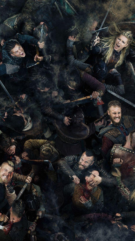 Vikings Season 5...Who Will Rise