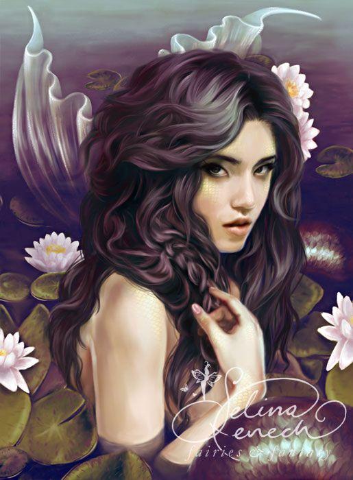 Selina Fenech Lily