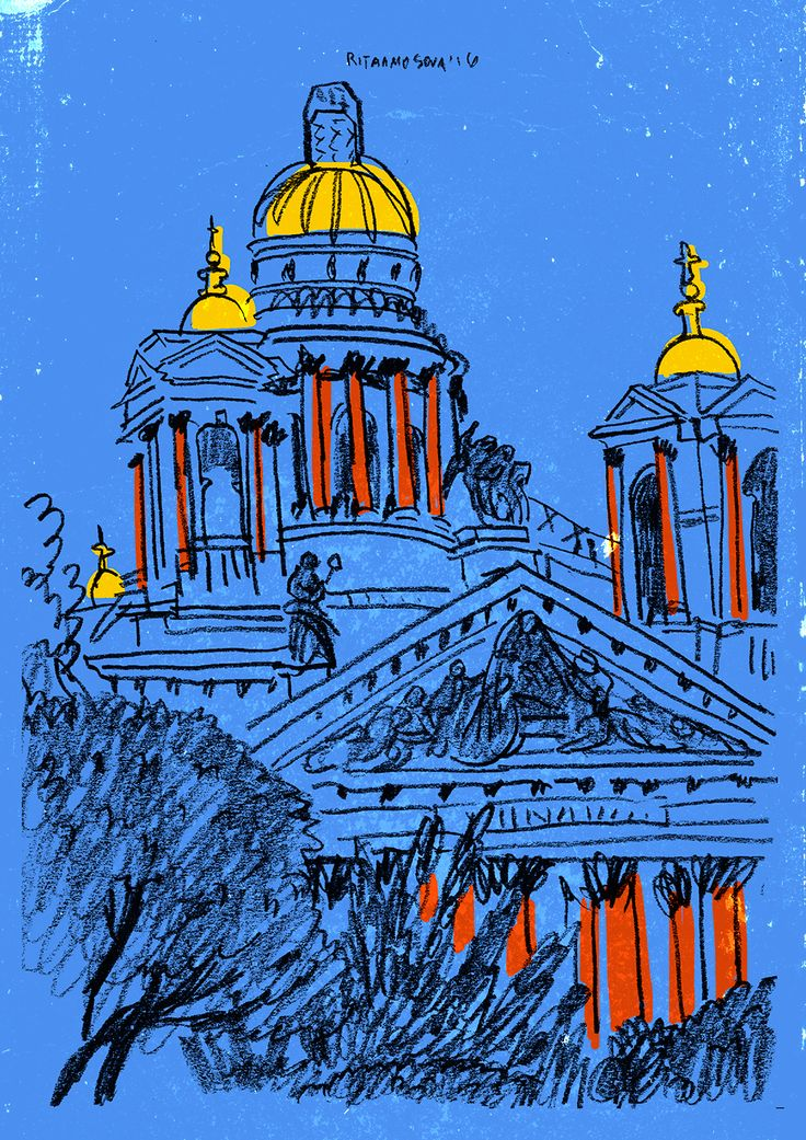 Санкт-Петербург on Behance