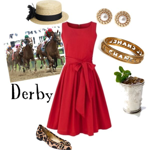 If I ever get to go to the Kentucky Derby