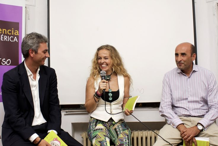 Presentación en Madrid, en Aliter (escuela internacional de negocios) , del nuevo libro. Con Martín Hernández Palacios (director de la escuela) y Roger Domingo (mi editormaravilloso)