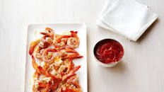 Roasted Shrimp Cocktail Recipe | Ina Garten | Food Network