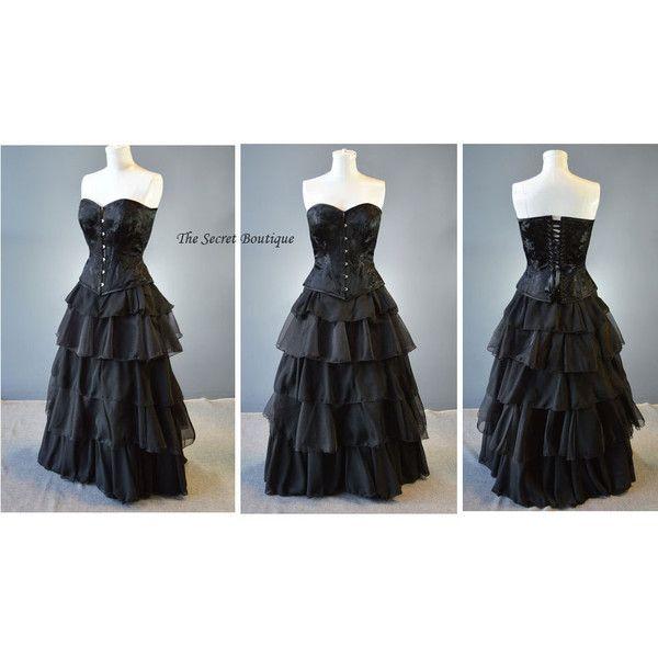 Plus Size Gothic Prom Dresses: 17 Best Ideas About Plus Size Corset On Pinterest