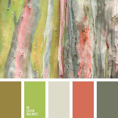бежевый, коралловый, коричневый, морковный, оливковый, оттенки зеленого цвета, оттенки серого, подбор цвета для интерьера, салатовый, серо-зеленый, цвет хаки, цветовое решение.