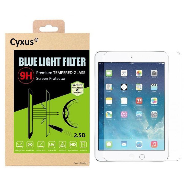 Cyxus blue light uv filter sleep better 9h