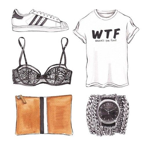Good objects - Wtf outfit @wtf_magazine #wtf  @saradesignsnyc  #clarevivier #adidas #goodobjects