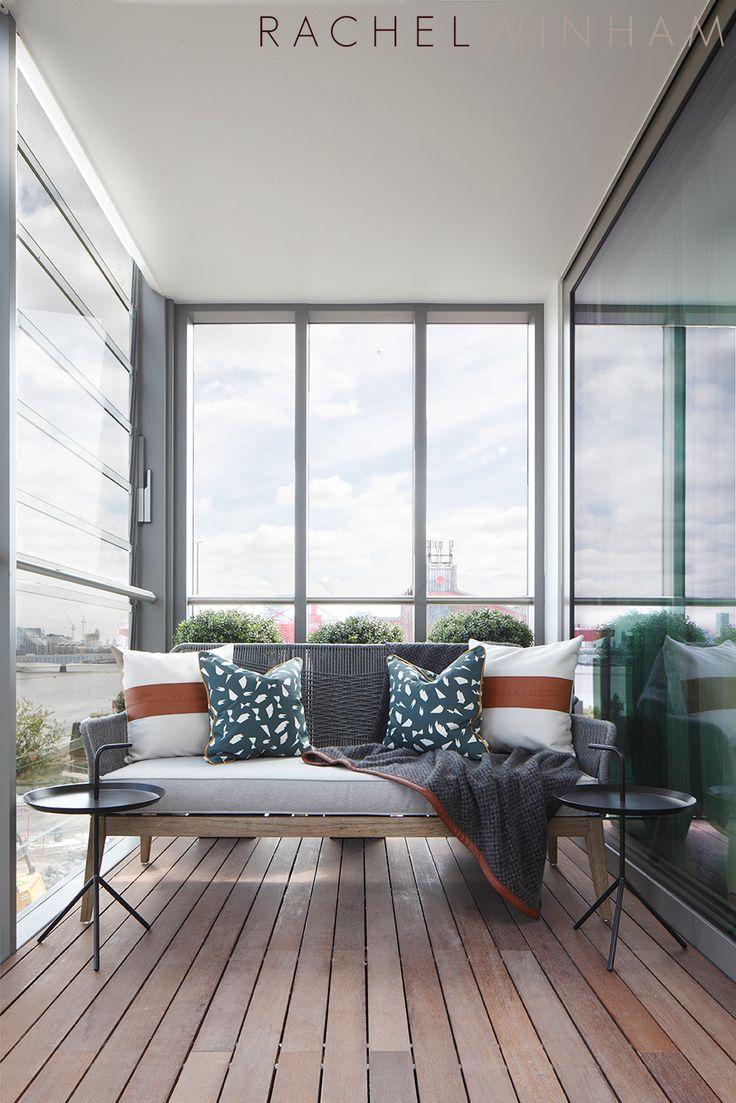 Terrace | Rachel Winham Interior Design