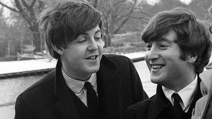 McCartney - Lennon rivalry was necessary!