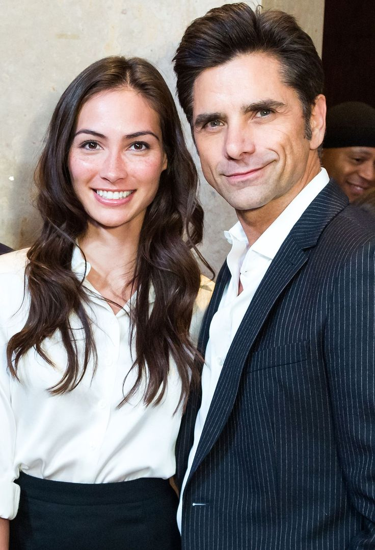 John Stamos' Girlfriend Caitlin McHugh Opens Up About His 'Priceless' Support for Her BY STEPHANIE PETIT  They couple just completed a short film called Ingenueish, which Stamos directed while McHugh starred