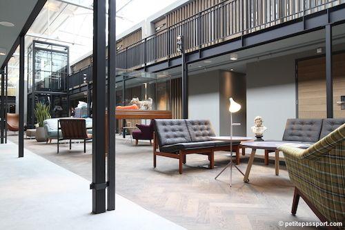 The new Hotel de Hallen Amsterdam Oud West via @Pauline Egge