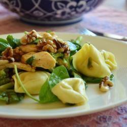 Pastasalade met kip en broccoli @ allrecipes.nl