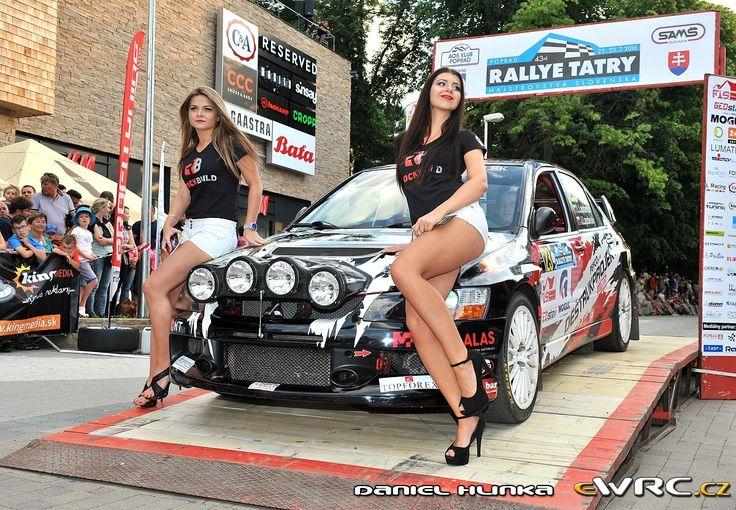 Rallye Tatry 2016
