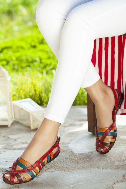 Deripabuc Yaz Firsati Trendyol Moda Ayakkabilar Bayan Ayakkabi Ayakkabilar