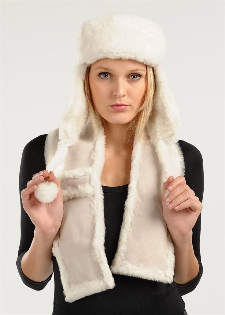fur scarf - Kürk Atkı