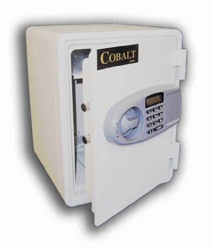 Cobalt Safes Em 016 Small Digital Fireproof Home Safe