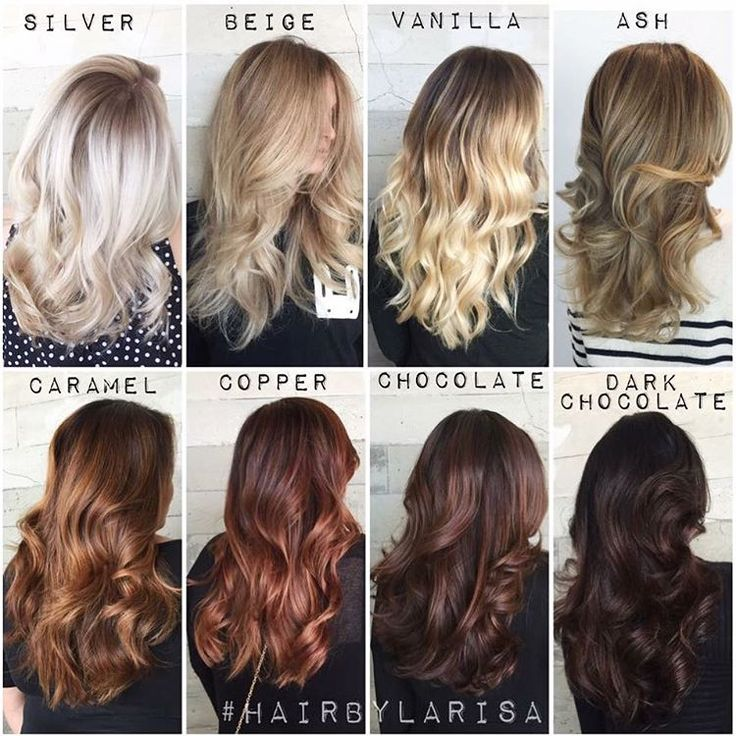   An oldie but a goodie   Which one is your favorite & why ? #HairByLarisaLove Proud to be #LicensedToCreate