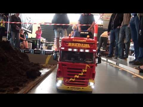 Rc Truck ( Meeting in Kjellerup 1) - YouTube