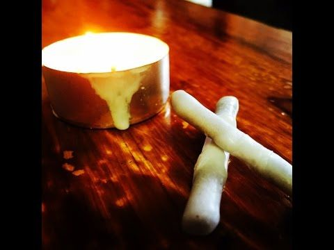 Monday Life Hack - Storm Candle
