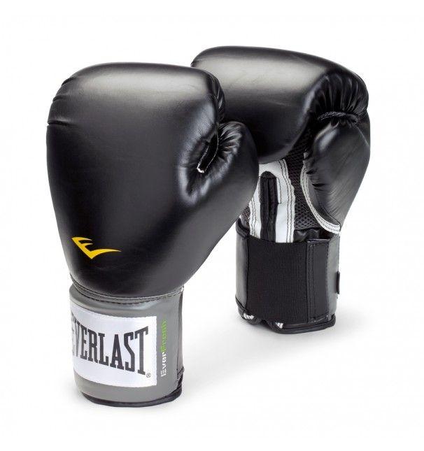 Gants de Boxe Everlast Pro Style Noir à Petits Prix
