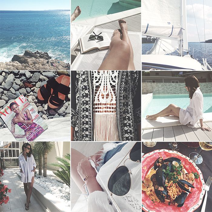 Mediterrean vacation via fashionweek 2.0