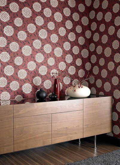 gorgeous Marsala wallpaper