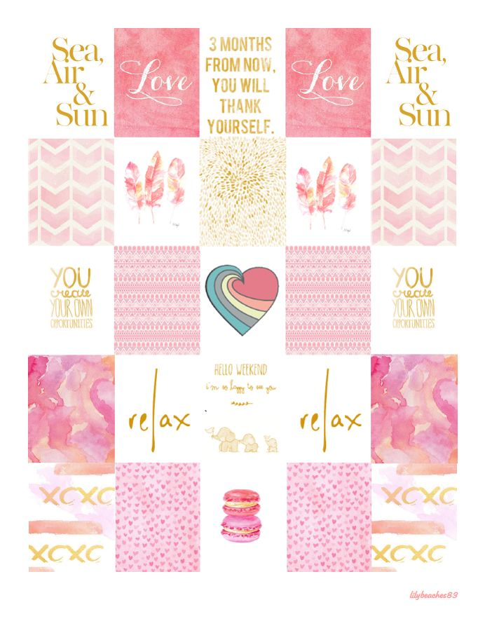 Happy 4th of July Weekend to my USA friends! I made some New Erin Condren Planner Stickers. This week I went with two different themes, a bright and bold color palette using only Erin Condren color...