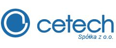 logo firmy Cetech