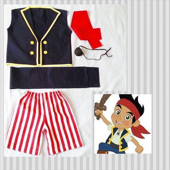 Costume for Children Jack and The Neverland door EmotionalNursery