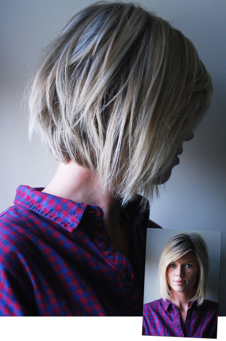 if my hair could just grow three inches overnight into something like this, that'd be great.