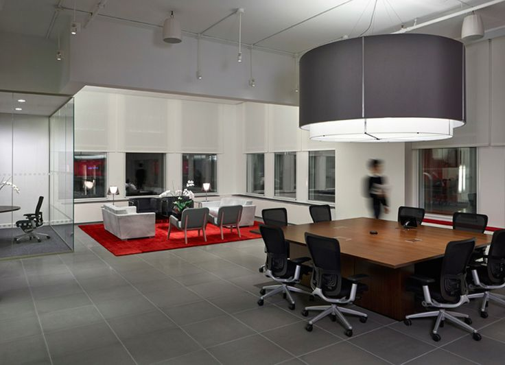 Infor Global Solutions Office By VOA Associates, New York