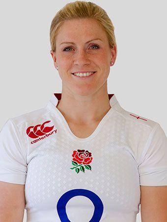 Danielle Waterman - Rugby Sevens.