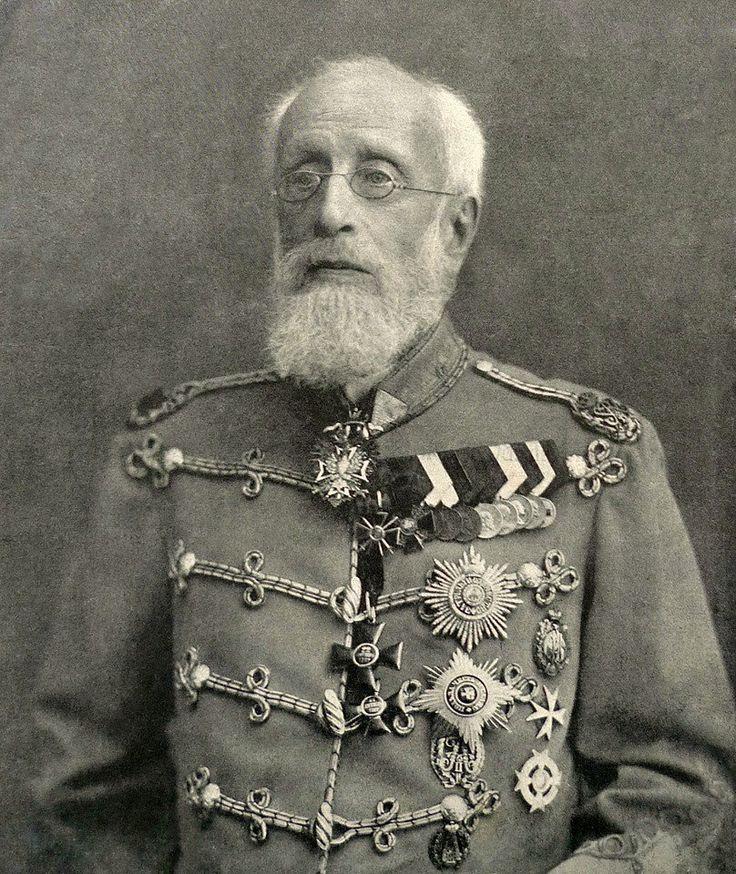 Генерал от кавалерии Александр Александрович Пушкин. Сын великого поэта.