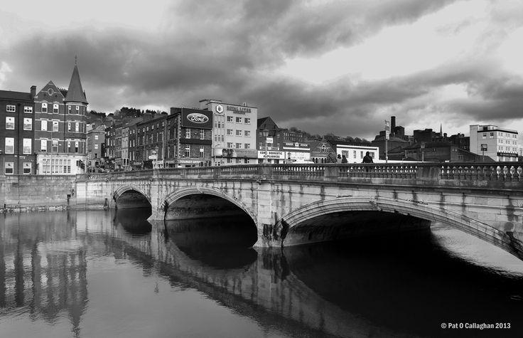 St.Patrick's Bridge, Cork.
