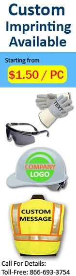 eSafetySupplies.com provides safety supplies and high quality disposable latex gloves, vinyl gloves, nitrile gloves, work gloves. Also we have safety vests, safety helmets, and safety goggles with brand name such as 3M, Ansell, Microflex, Kimberly-Clark. All at the best price and quality.