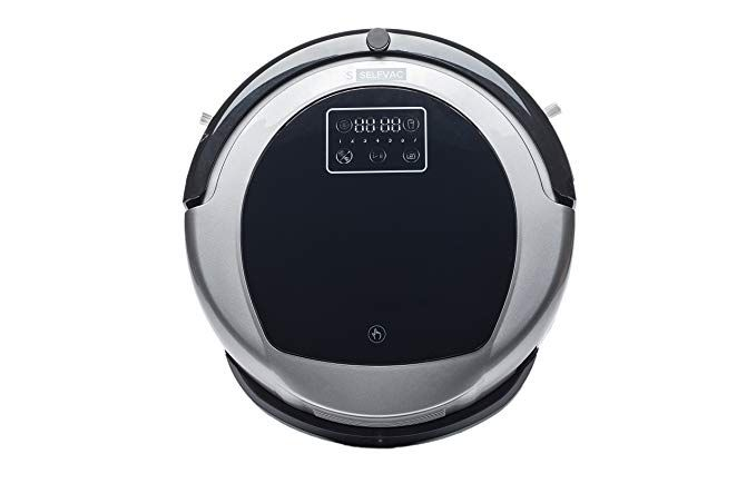 Selfvac Robot Vacuum Cleaner Wifi Robotic Vacuum Ios Or Android App Control Scheduled Cleaning Wet Mop 3000 Max Robot Vacuum Cleaner Robot Vacuum Wet Mops