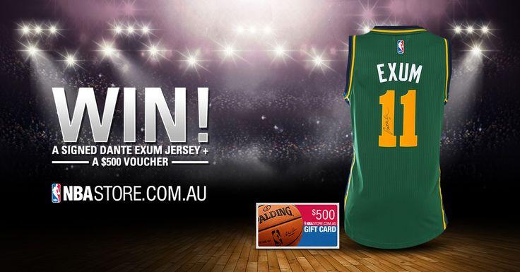 NBAStore.com.au Giveaway