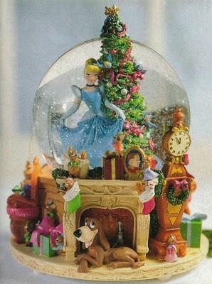 533 Best Images About Disney Snowglobes On Pinterest