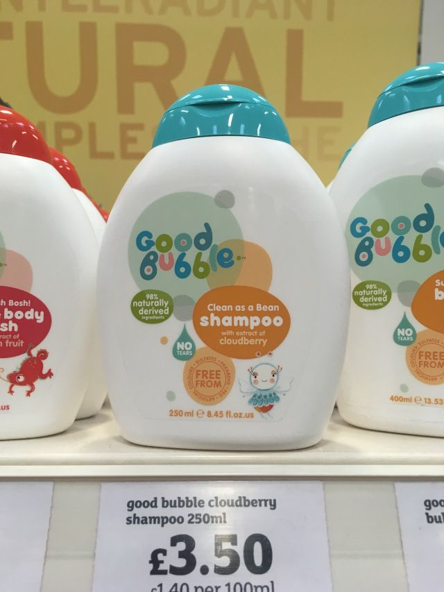 Curly Girl Friendly Product Guide From Uk Supermarkets And