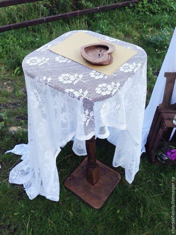 Купить Столик для росписи - свадьба, свадебный салон, стол, столик, выездная регистрация, стол для росписи
