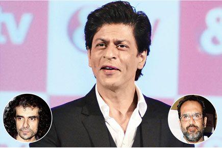Shah Rukh Khan to shoot for Imtiaz Ali's film before Aanand L Rai's