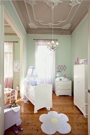 ΚΟΥΝΟΥΠΙΕΡΑ WHITE FLOWER - Κουνουπιέρες - Προίκα Μωρού