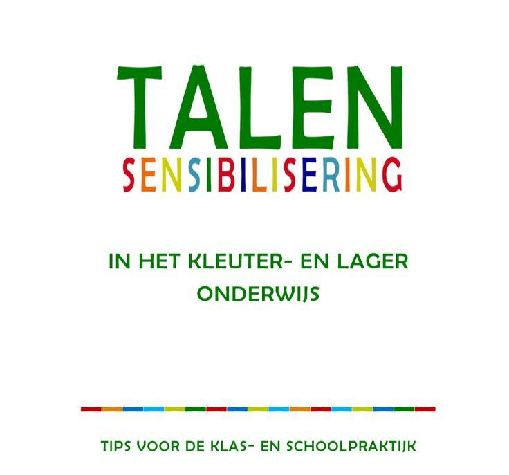 Talensensibilisering in het kleuter- en lager onderwijs: Tips voor de klas- en schoolpraktijk