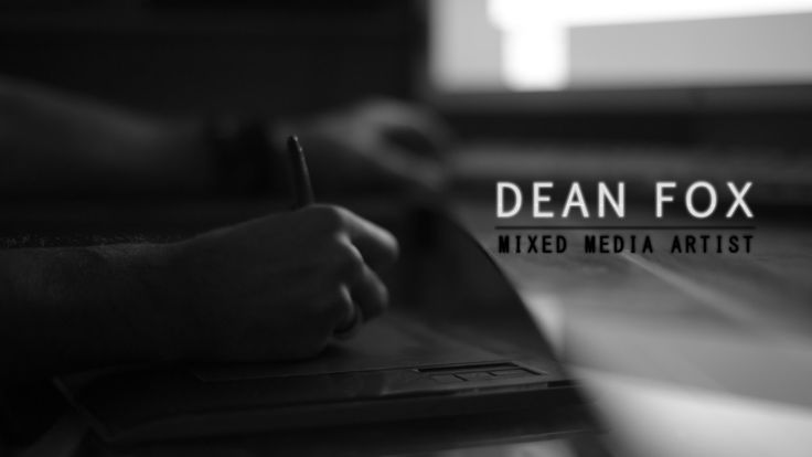 Dean Fox - Artist interview